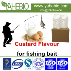 custard flavour for fishing bait