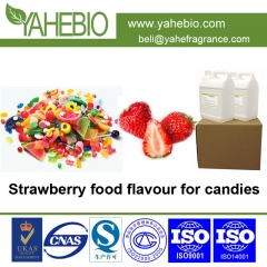 strawberry flavor for candies