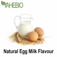 natural egg milk flavour extract
